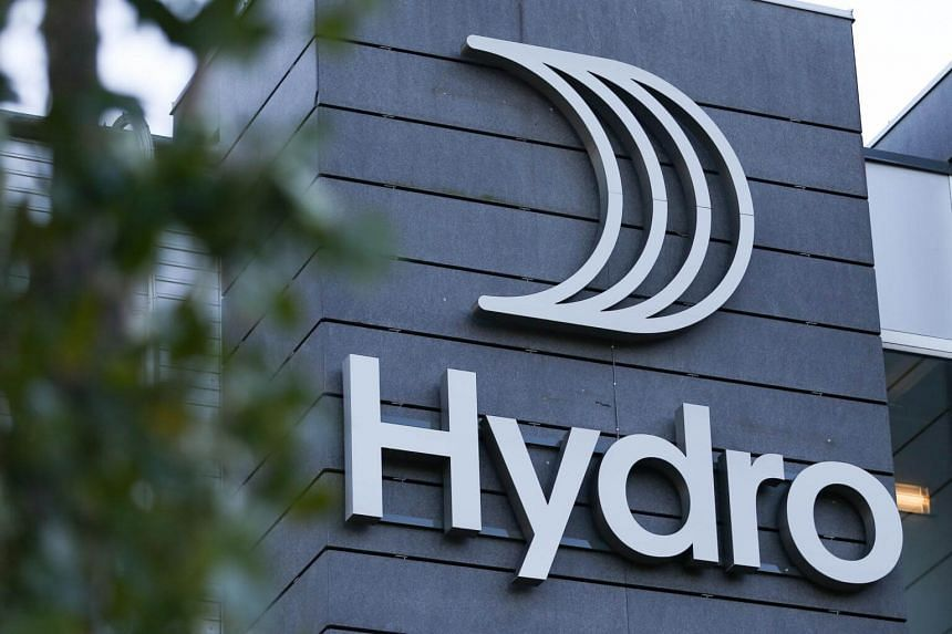 Norsk Hydro's share price tumbled after it announced that it had to stop production at a key facility located near the city of Belem in Brazil's northwest on Oct 3, 2018.