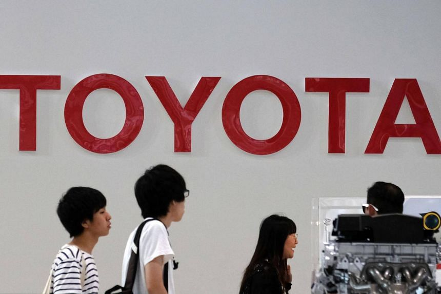 The recall affects about 1.25 million Toyota vehicles sold in Japan, 830,000 vehicles in North America, and 290,000 vehicles sold in Europe.