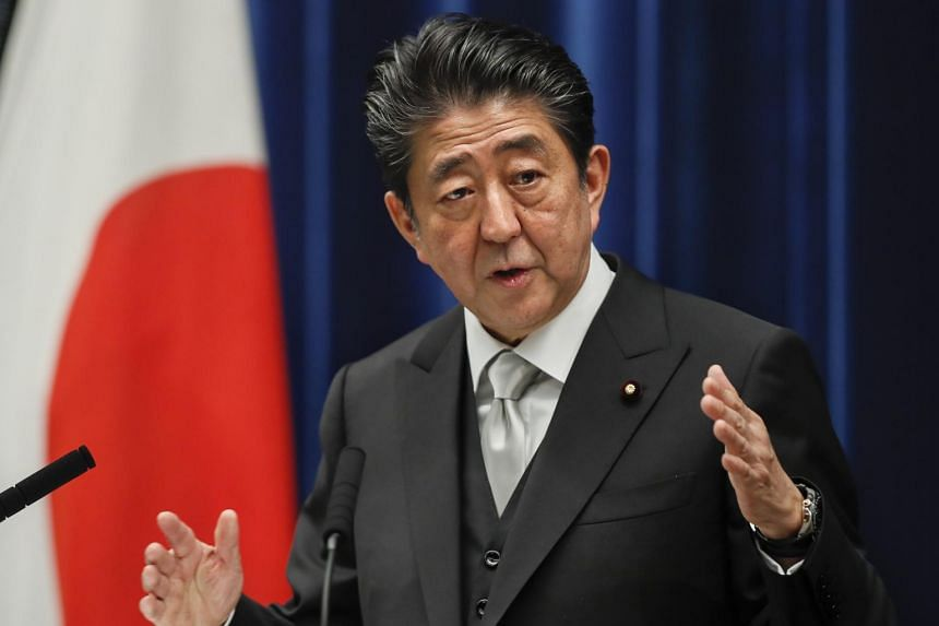 Japan's Prime Minister Shinzo Abe pledged to come up with a plan to keep older people in the workforce longer and to reduce the financial burden Japan's rapidly ageing population places on the pension system.