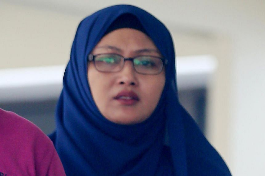 SRC Recruitment employee Erleena Mohd Ali had uploaded the insensitive ads, said MOM. The agency's licence has been suspended while Erleena has been deregistered as an employment agency worker.