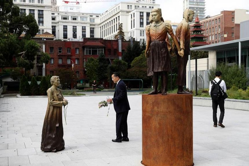 Osaka had announced its plan to end the 60-year relationship in 2017, after San Francisco accepted the donated memorial to women forced into wartime sex slavery by Japanese forces.