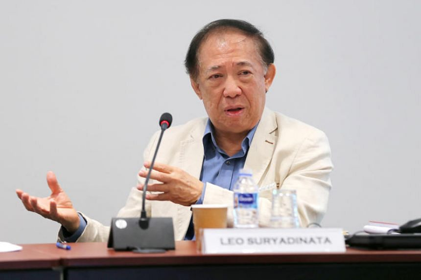 Indonesia's Ministry of Education and Culture declared Dr Leo Suryadinata, who was born in Jakarta, instrumental in introducing the history and development of the country's ethnic Chinese.
