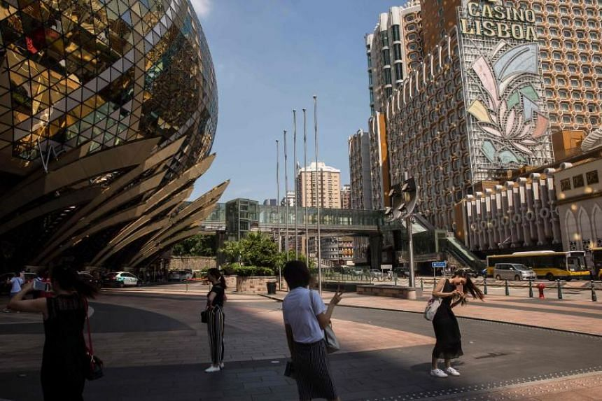 The authorities say they want the world's largest gambling hub to diversify into a trade and business centre for Portuguese-speaking countries, but there is a gaping disconnect, Portuguese residents say.