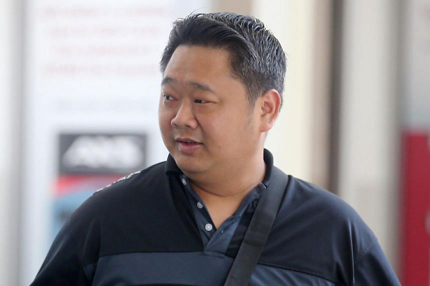 Senior Staff Sergeant Yap Choon Lye was jailed for three weeks and disqualified from driving for three years.