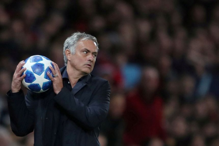 Senior United figures told Press Association Sport that Mourinho (above) would retain his job for the immediate future.