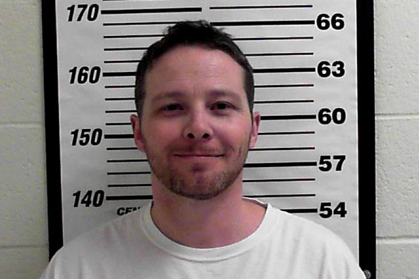 William Clyde Allen III appears in a booking photo provided by officials in Farmington, Utah.