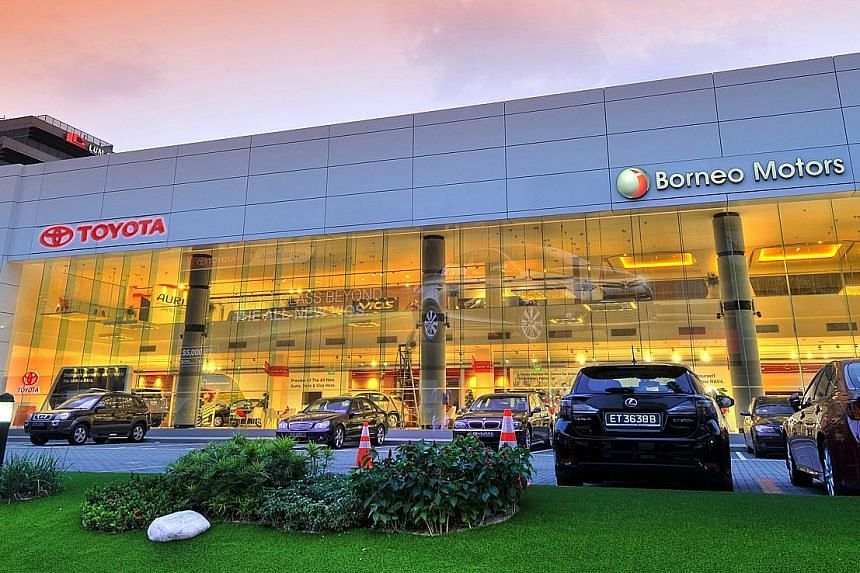 Borneo Motors will open its workshops to parallel imports which account for up to 20 per cent of the Toyota population here.
