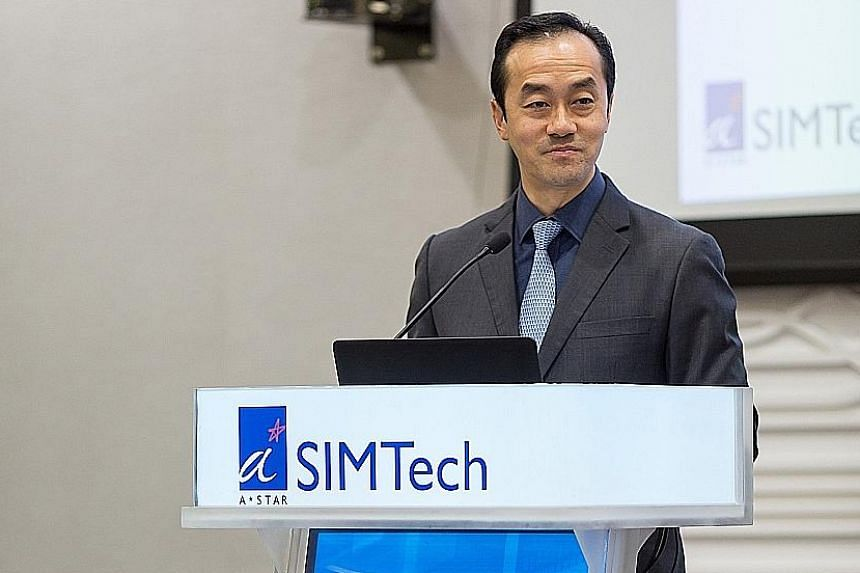 Senior Minister of State for Trade and Industry Koh Poh Koon said at the annual conference of A*Star's Manufacturing Productivity Technology Centre that the new Digital Transformation and Innovation programme will help develop the entire economy's we