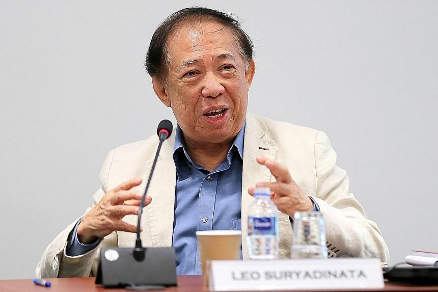 Indonesia's Ministry of Education and Culture said no other scholar has as strong an interest as Dr Leo Suryadinata in his field of study.