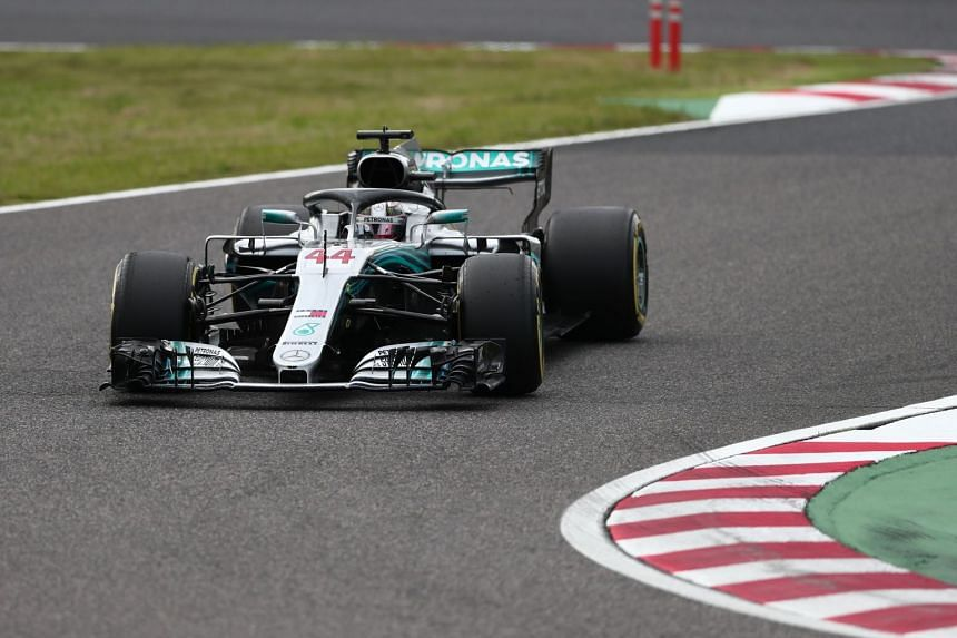 Lewis Hamilton has won five of the last six races and is already in a position where he does not need to triumph again this year to clinch the title.