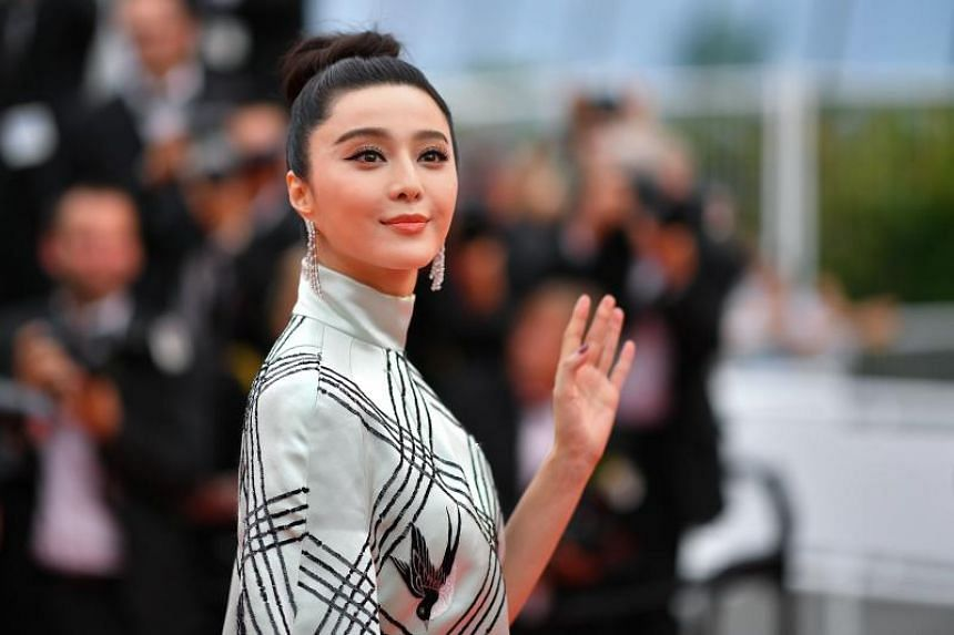 Fan was ordered to settle more than 884 million yuan (S$178 million) in evaded taxes and fines on Oct 3, 2018.