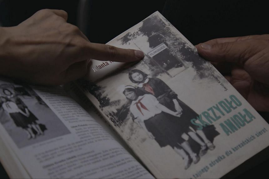A scene from South Korean film The Children Gone To Poland, about North Korean war orphans sent to Poland.