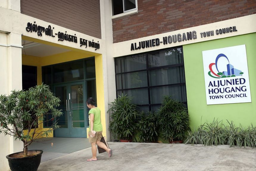 Aljunied-Hougang Town Council (AHTC) engaged the higher-priced firm for seven out of 10 construction projects.