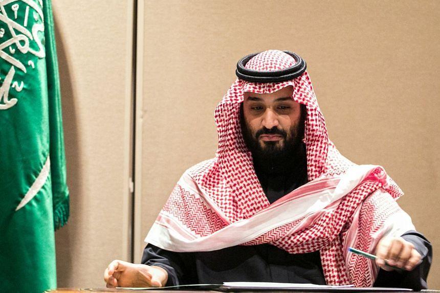 Mohammed bin Salman, Saudi Arabia's crown prince, in New York, in March 2018.