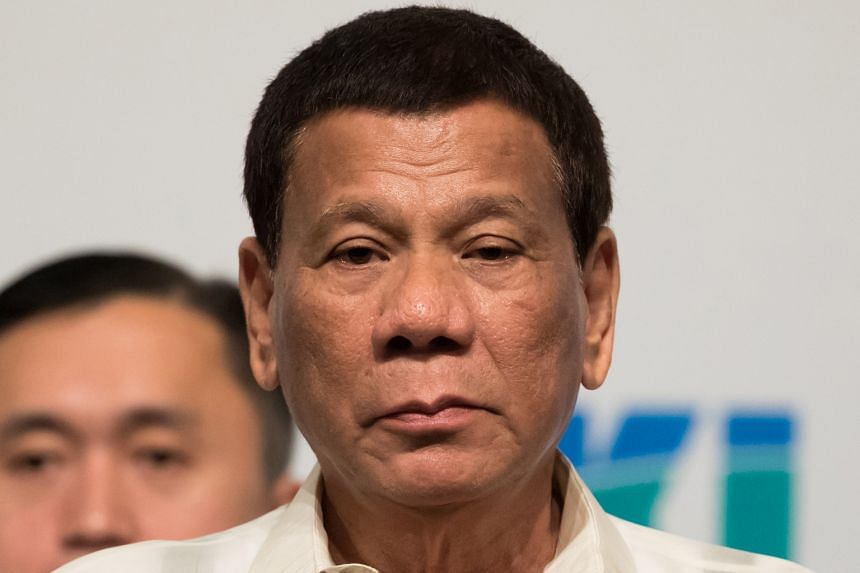 Philippine President Rodrigo Duterte has admitted he has Barrett's oesophagus, daily migraines, spinal issues and Buerger's disease. On Thursday he said his acid reflux has worsened.