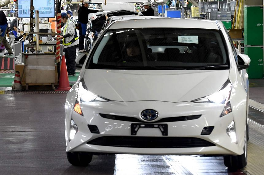 Toyota Recalling Over 2 4m Hybrid Cars Worldwide