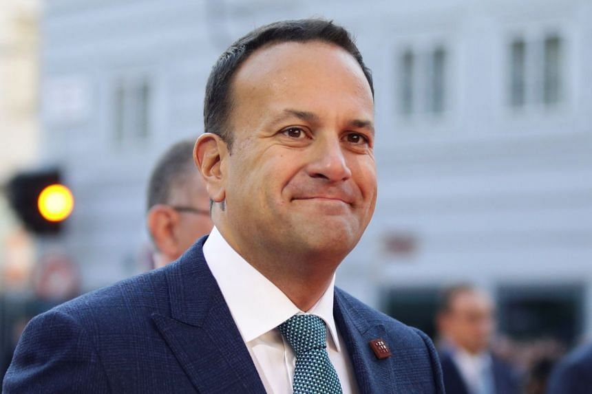 Varadkar (above) is hopeful that there will be decisive progress on reaching a Brexit deal.