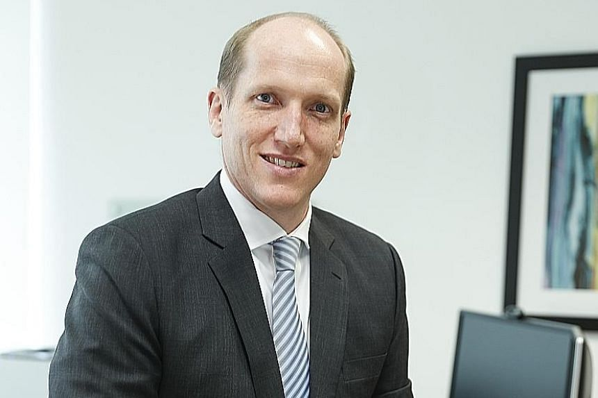 Charles Schwab Singapore's managing director Greg Baker says it is important to stay diversified both within asset classes and across asset classes to reduce overall portfolio risk.