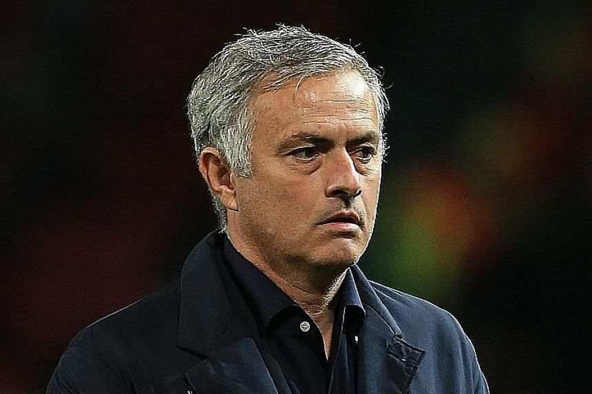 Mourinho pledges to turn Man United around amid sack report