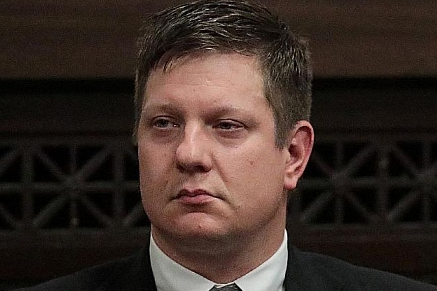 Jason Van Dyke fired 16 bullets into 17-year-old Laquan McDonald in a confrontation in 2014.