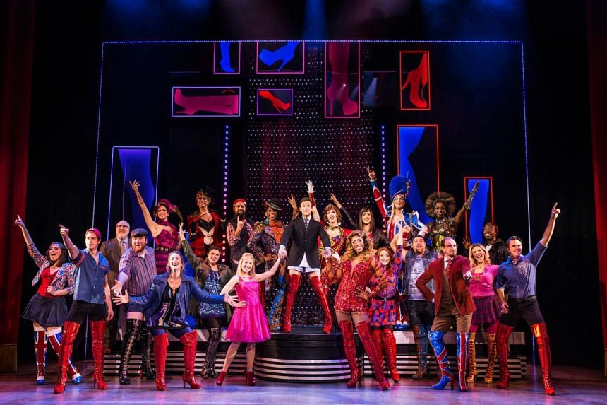 Kinky Boots, a Tony award-winning musical, is set in Northampton.