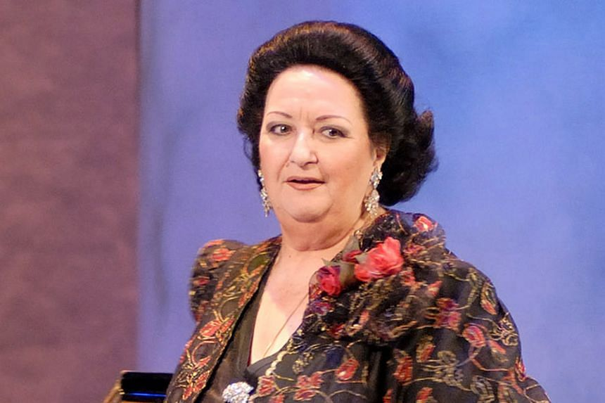 Montserrat Caballe's duet with Freddie Mercury became the anthem for the 1992 Olympic Games and propelled her into the mainstream.