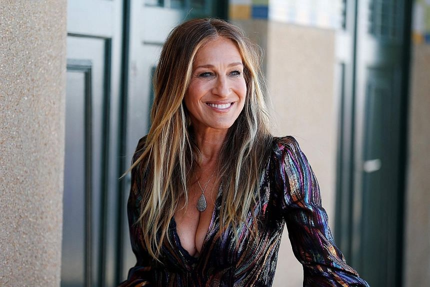 The shoe empire of actress Sarah Jessica Parker (above) is slowly expanding and has outlets in New York, Las Vegas, Dubai and Washington.