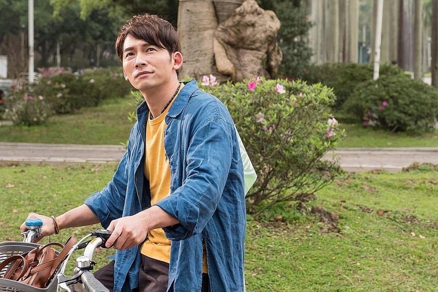 In the drama series, A Taiwanese Tale Of Two Cities, actor James Wen Sheng-hao plays a Taipei grocery store owner who introduces the city to a newcomer.