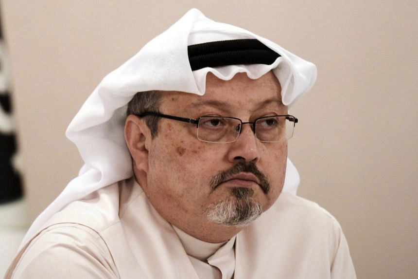 Jamal Khashoggi is suspected to have been killed shortly after entering the Saudi consulate in Istanbul last Tuesday (Oct 2) to secure a document.
