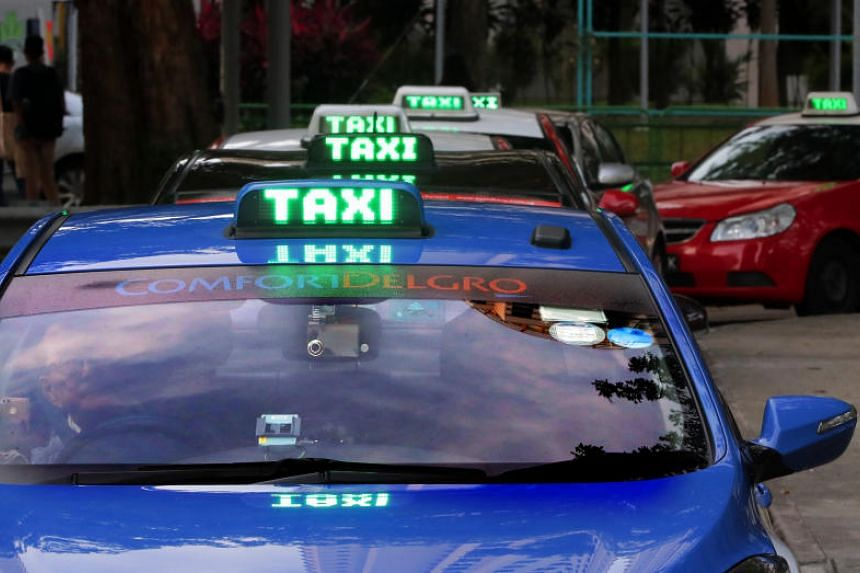 ComfortDelGro, which runs Singapore's largest fleet of taxis, will provide users with the taxi option of their journey, saying that commuters can transit from a train or bus, and finish the trip on a bicycle.