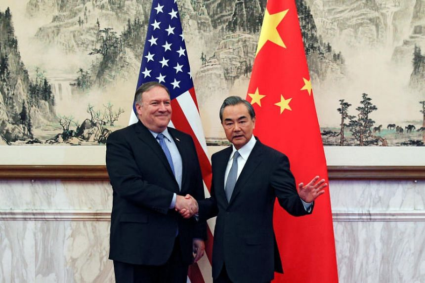 US Secretary of State Mike Pompeo and Chinese Foreign Minister and State Councillor Wang Yi took each other to task amid worsening bilateral relations.