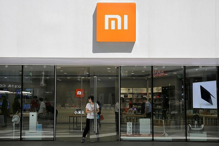 Technology firm Xiaomi from China is on the magazine's list too, one of a small number of Asian companies named.