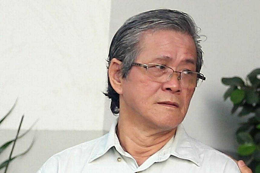 Bus driver Tan Joo Hong , 61, had failed to keep a proper lookout and caused the death of a woman at a pedestrian crossing in Senkang last year. He was jailed for eight weeks and banned from driving for five years.