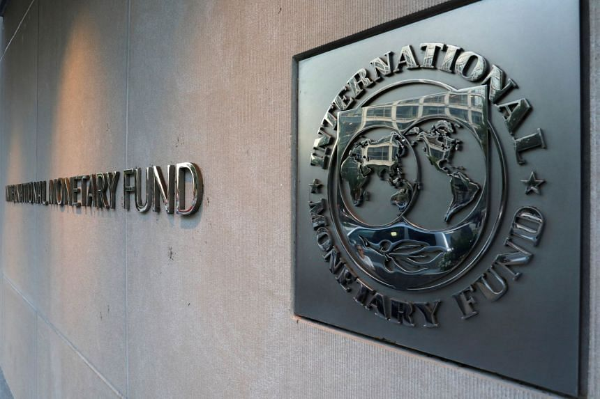 The International Monetary Fund projected a global expansion of 3.7 per cent this year and next, down from the 3.9 per cent projected three months ago.