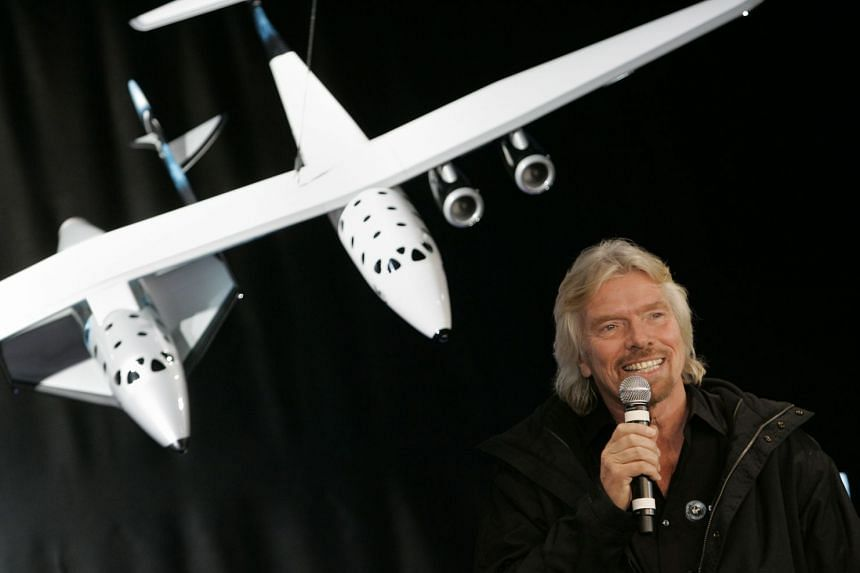 """Billionaire Virgin founder Richard Branson said the company was """"tantalisingly close"""" to launching its first mission to space and that he himself hoped to briefly leave Earth in months."""