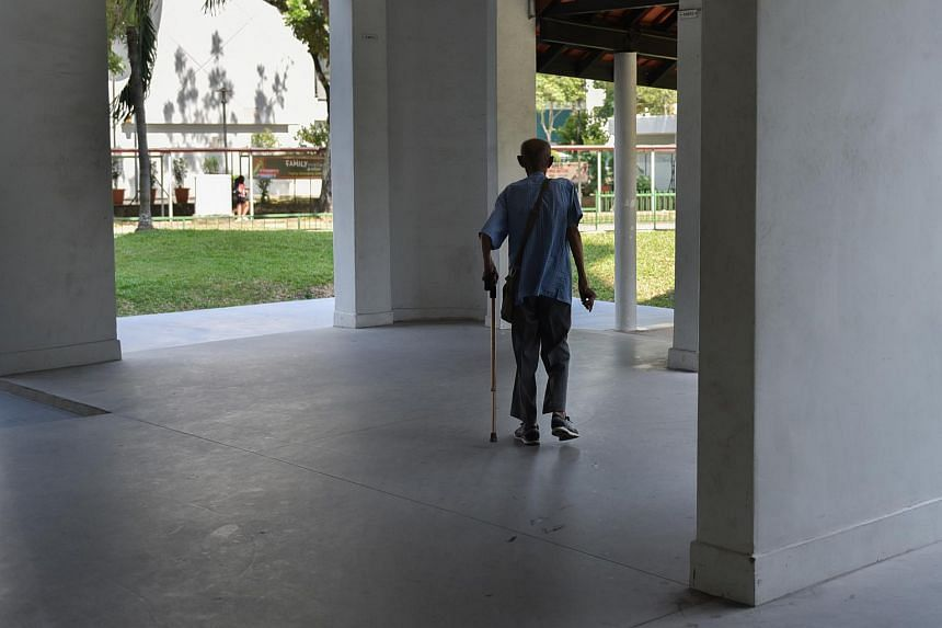 In Singapore, a local study done in 2016 reported the prevalence of chronic pain in the elderly at about 20 per cent.