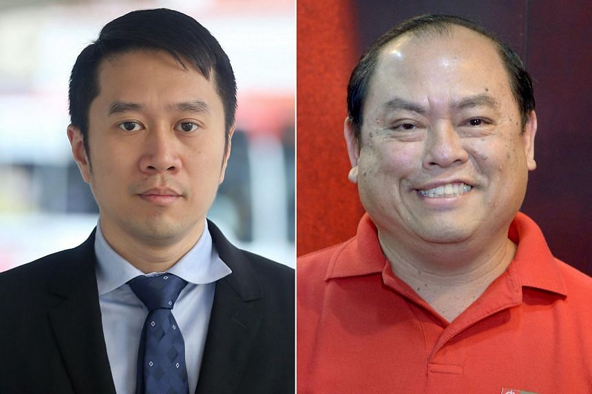 The cases against Jolovan Wham (left) and John Tan are the first to be brought under new contempt laws that took effect last October under the Administration of Justice (Protection) Act.