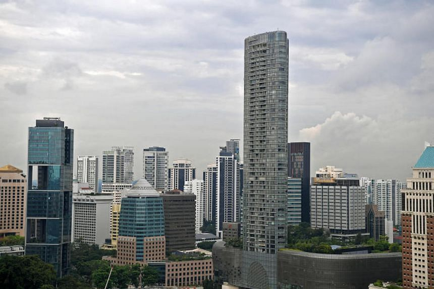 Condominiums and private apartment resale prices dipped by 0.2 per cent in September from the previous month.