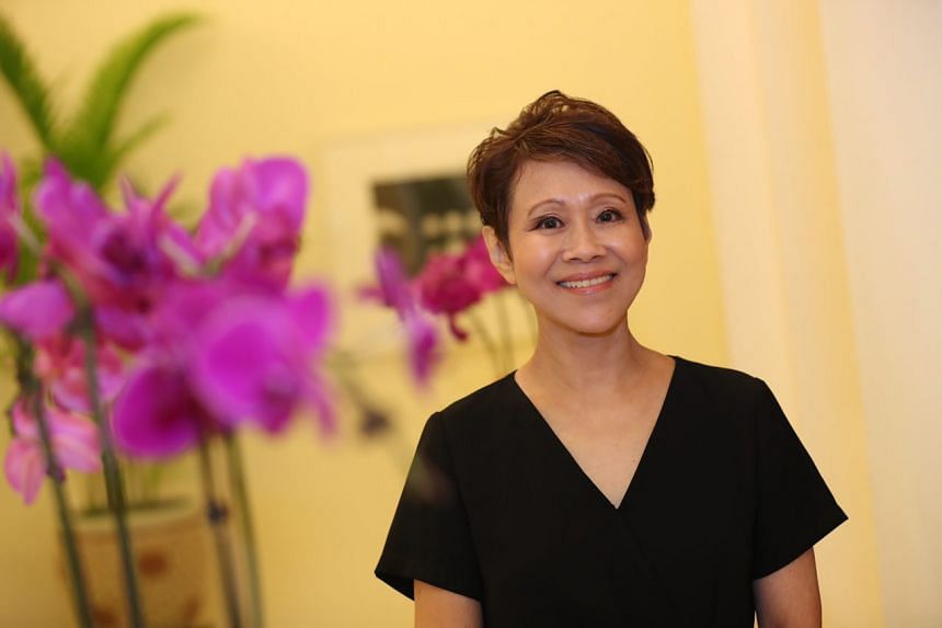 Ms Susan Ng, 62, received the Enabler Award at the Community Chest Awards 2018. The award recognises organisations or individuals who have made significant non-monetary contributions.