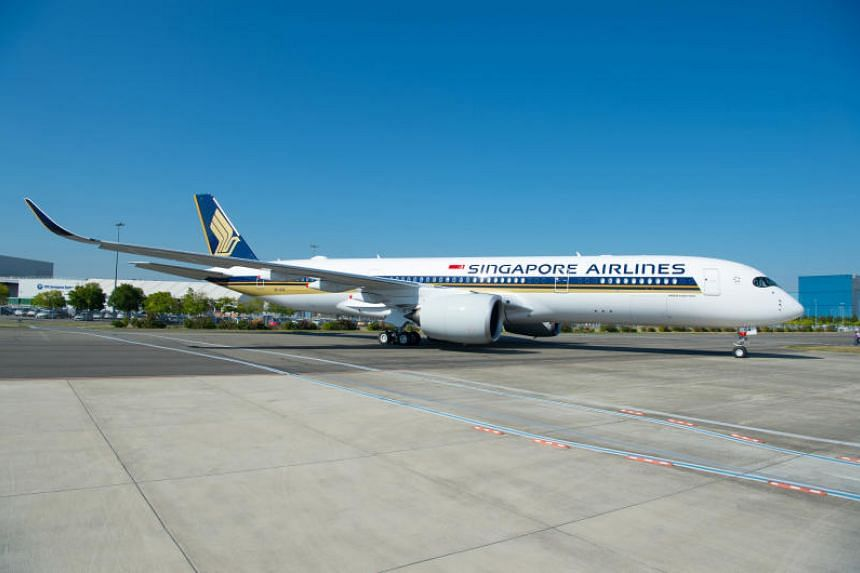 SIA takes delivery of world's longest-range airliner, the Airbus A350-900ULR, that will fly the 20-hour, non-stop, Singapore-New York route.