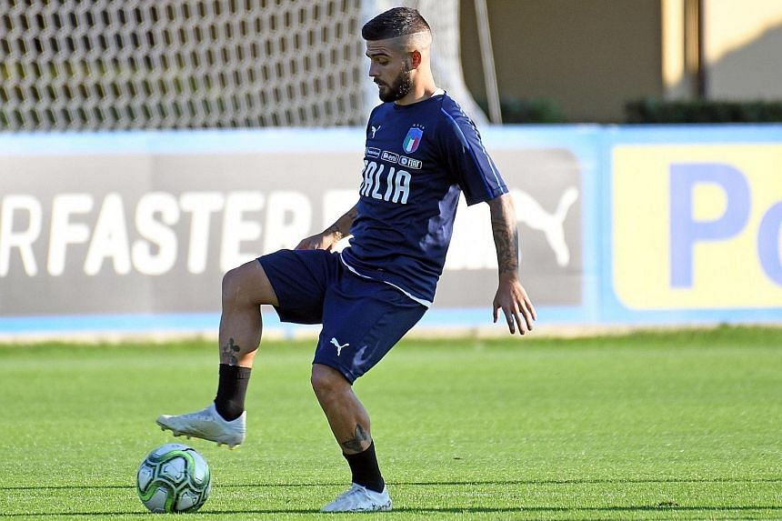 Italy are focusing on youth in their rebuilding. But they will need in-form players like Lorenzo Insigne, who has six goals for Napoli in eight Serie A games this season, to fire them back into contention in the Nations League.
