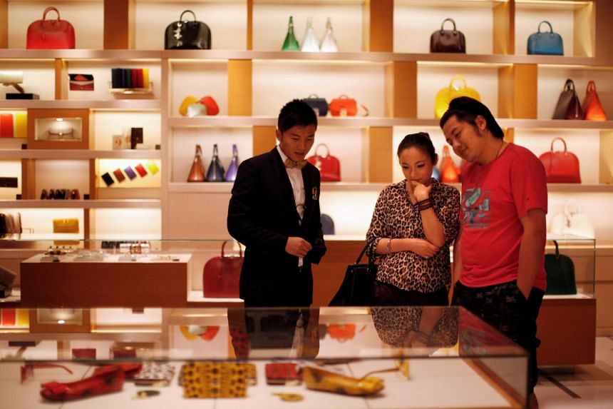 Chinese consumers make up the lion's share of growth for the luxury business as an increasing number of families cross the income threshold to become affluent.