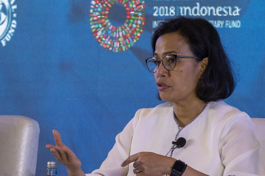 Indonesia's Finance Minister Sri Mulyani Indrawati noted that a large number of people in East Asia were lifted out of poverty in a short period of time because of the successful growth story.