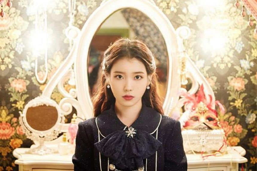 IU earned her first No. 1 on Billboard's World Albums chart for her 2017 record Palette. The coming-of-age title track, which features Big Bang's G-Dragon, also made it to Billboard's 20 Best K-pop Songs of 2017.