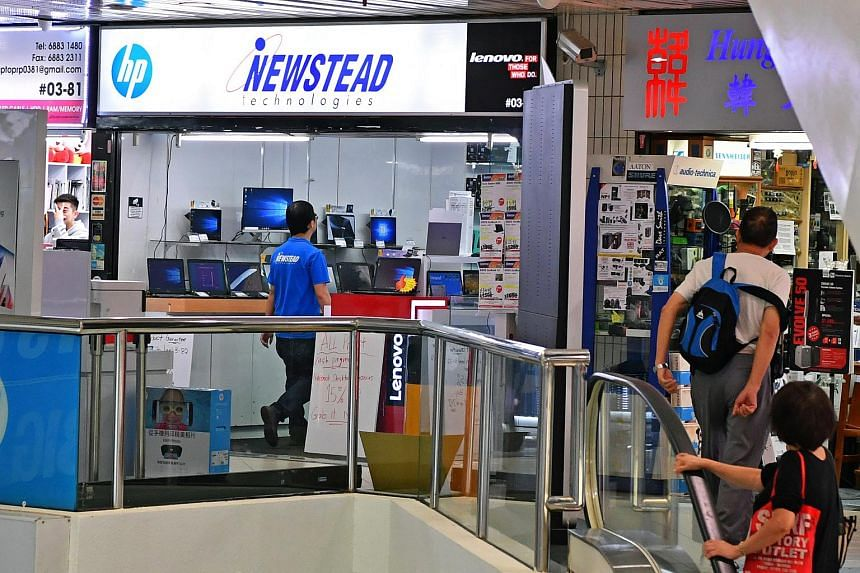 Home-grown electronics retailer Newstead Technologies was placed under provisional liquidation on Oct 4, 2018.