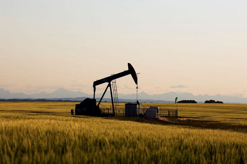 Brent crude futures have risen over 25 per cent this year to US$84.35 per barrel on Oct 9, with the Bloomberg Dollar Spot index up almost 3 per cent.