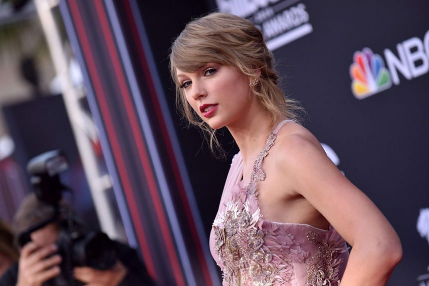 In an Instagram post on Sunday night, Taylor Swift (left) endorsed two politicians and slammed Republican Marsha Blackburn (above), calling her out on her voting record.