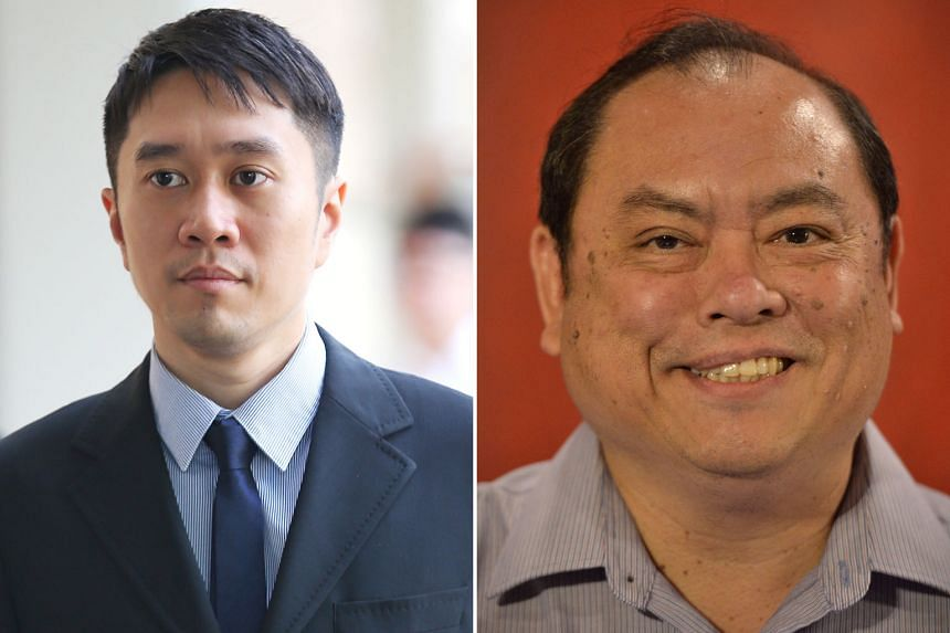 Jolovan Wham (left) had made a Facebook post on April 27 stating that Singapore's courts are not as independent as Malaysia's on cases with political implications... The Attorney-General's Chambers (AGC) then initiated contempt of court action agains