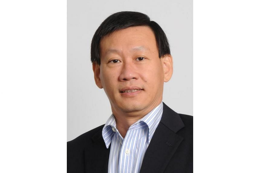 Mr Gan Boon Jin was previously with ST Kinetics as chief operating officer.