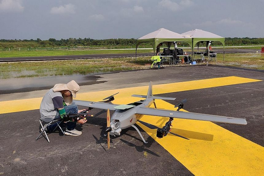 One of the social enterprises in DBS' programme is Yonah, which aims to transform healthcare in rural communities by tackling challenges in the transportation of critical medicine and vaccines through a drone delivery system. It will receive mentorsh